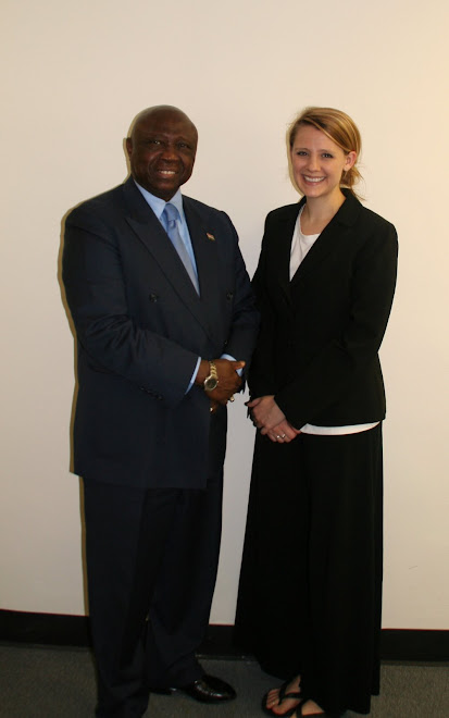 Meeting with the Ambassador