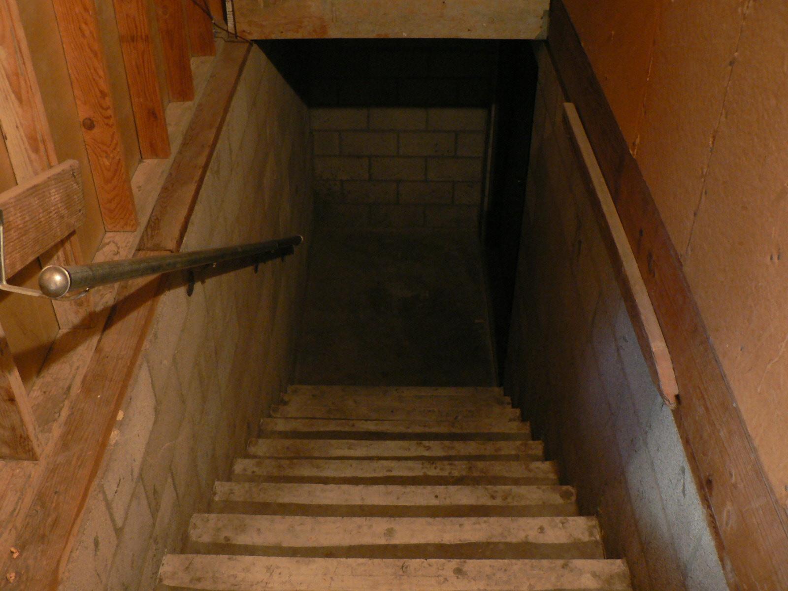 old creepy basements into the creepy basement