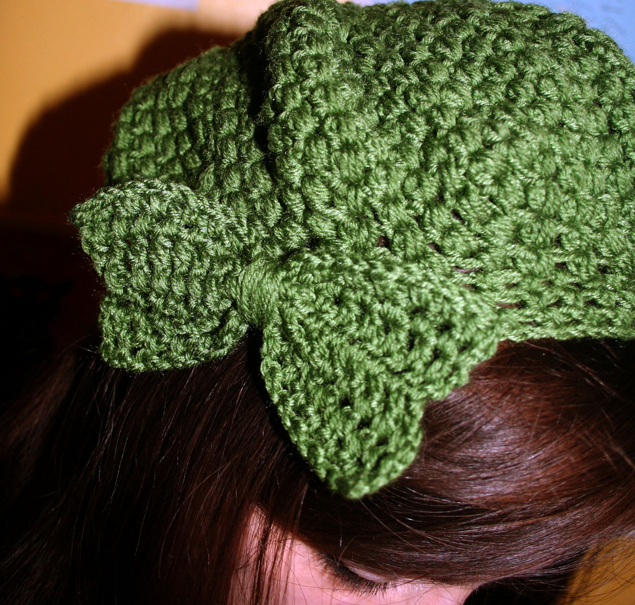 Free Crochet Patterns Slouchy Beret : CROCHET SLOUCH BERET PATTERN - Crochet Club