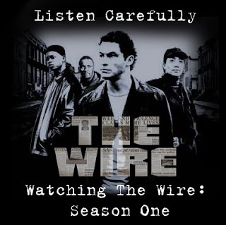 Watching The Wire Episode Eight Lessons