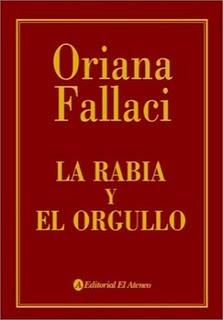 La rabia y el orgullo - Oriana Fallaci [PDF | Español | 17.43 MB]