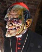 Cardinal Creepy