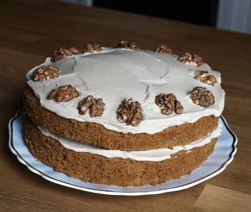 Download image Coffee And Walnut Cake PC, Android, iPhone and iPad ...