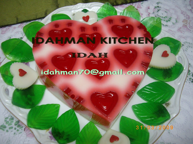 IDAHMAN KITCHEN