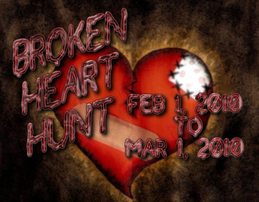 BROKEN HEART HUNT