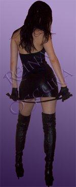 Con la ropa fetish del Oh Sado Octubre 2008 mazmorra