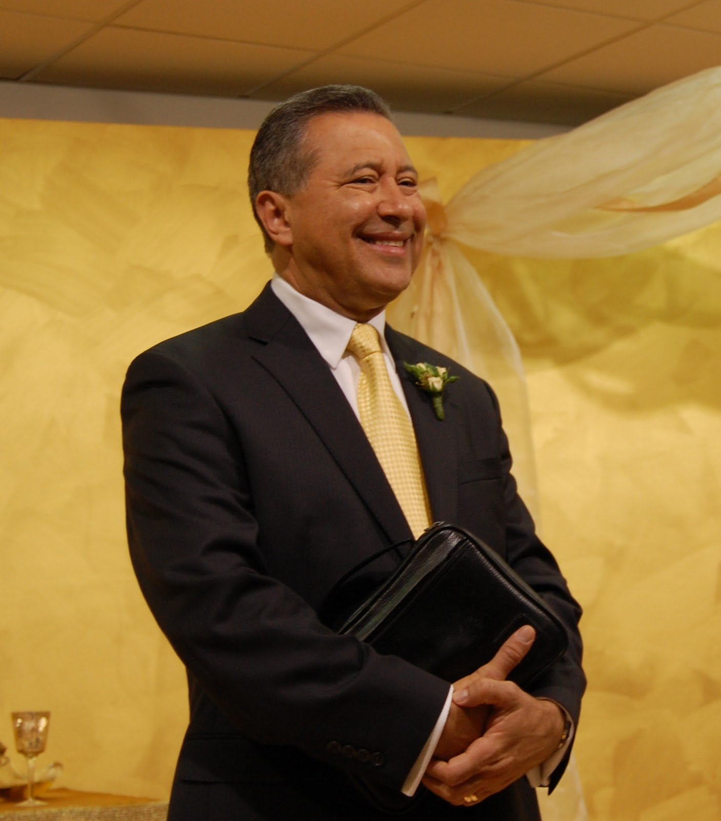 Pastor Radhames Fernandez