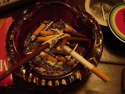 Uno, dos, tres cigarros.