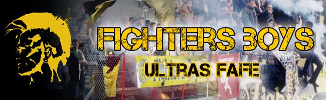 Fighters Boys - Ultras Fafe 95
