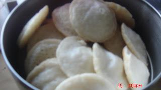 Onde-Onde-Serabai-Nasi Briyani Kuah Dalca dan Karipap