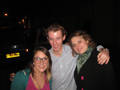 Me, Neil and Ina