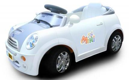 Kid S Ride On Toy Car Charging Station