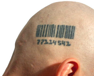 Barcode Tattoo on Barcode Tattoos   Most Happening And Funny Things In The World