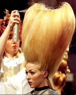 crazy hair styles damn cool