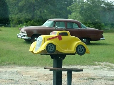 Unusual Mailboxes