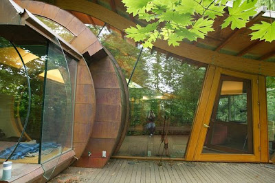 The Coolest Treehouse Ever Damn Cool Pictures