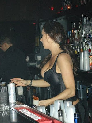 hot bartenders damn cool pictures