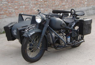 The Second World War Motorcycles Seen On www.coolpicturegallery.net