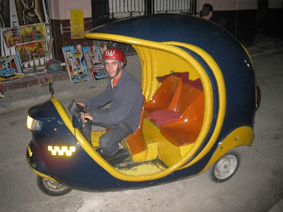 انواع سيارات التاكسى فى العالم