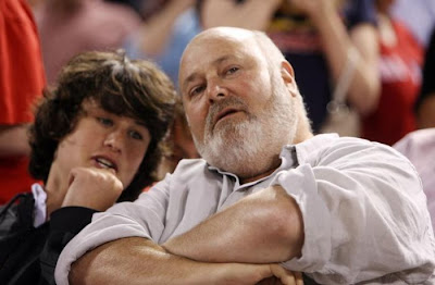 Rob  Reiner and son
