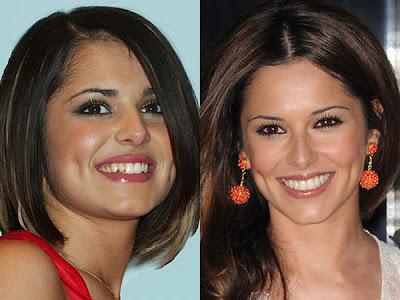 Celebrities famous smiles