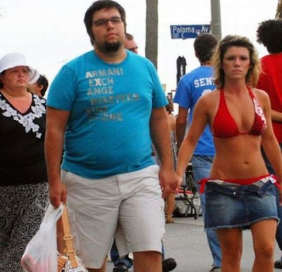 Mulheres Gostosas e Homens Feios