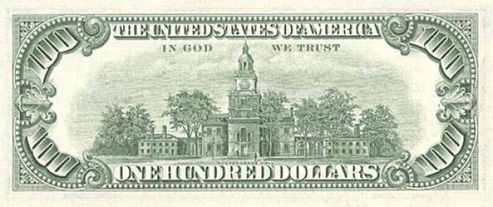 pictures of 100 dollar bills. How 100-Dollar Bill Changed in