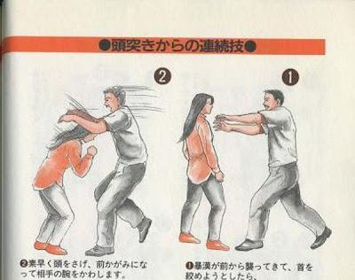 japan 01 Weird Japanese Self Defense