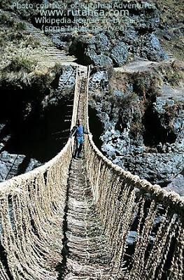 World S Most Dangerous Bridges Damn Cool Pictures