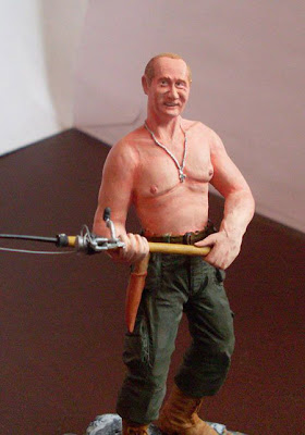 Vladimir Putin Fishing Doll Seen On www.coolpicturegallery.net