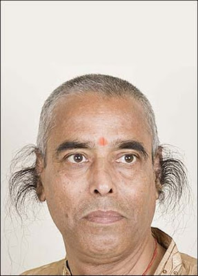 The World's Longest Ear Hair ~ Damn Cool Pictures - photo #41