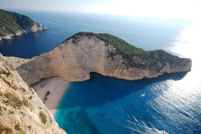 My Funny Beautiful Place In Greece Navagio Beach Aka