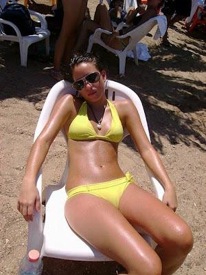 Israeli Beach Girls Seen On www.coolpicturegallery.net