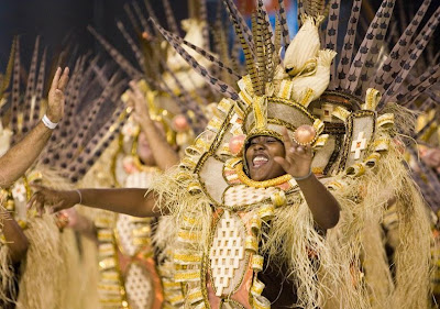 Brazil Carnival 2009 The greatest show on Earth