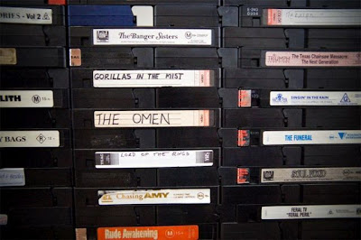 Worlds biggest videotape collection