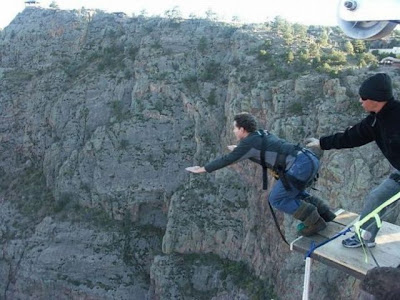 5 perfect places to bungee