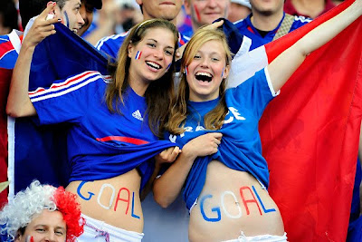 Think, World cup fans hot girls