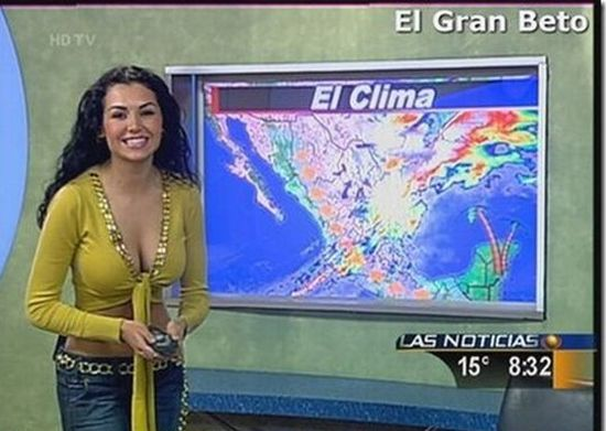 Weather woman picture 76