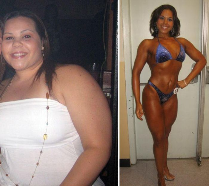 Amazing Body Transformations