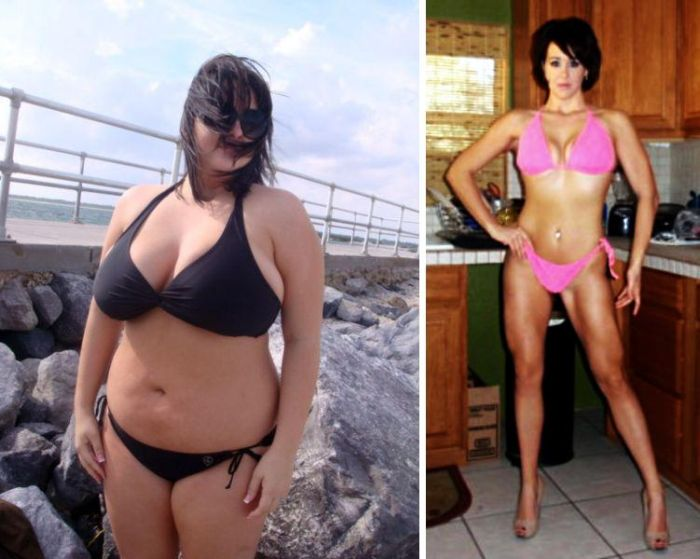 Most Amazing Body Transformations