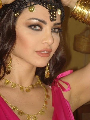 Amar singer Top 50 Most Desirable Arab Women of 2010
