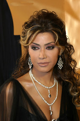Nawal El Zoghby Top 50 Most Desirable Arab Women of 2010