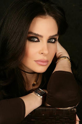 Nadine Aghnatios Top 50 Most Desirable Arab Women of 2010