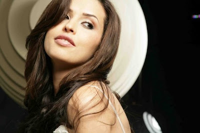 Manel Filali Top 50 Most Desirable Arab Women of 2010