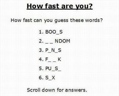Test: How Fast Are You? Seen On www.coolpicturegallery.net