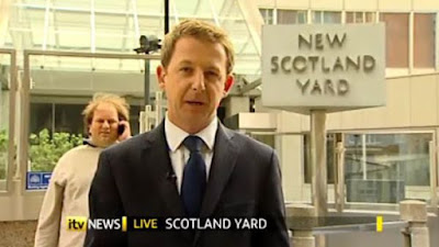 Mystery Man Keeps Appearing On Live News Reports Seen On  www.coolpicturegallery.net