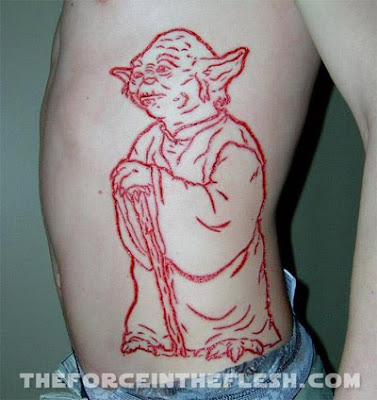 scarification tattoo. Scarification Tattoos