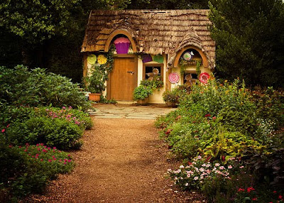 45 fairy tale houses in real world damn cool pictures - Hansel home ...