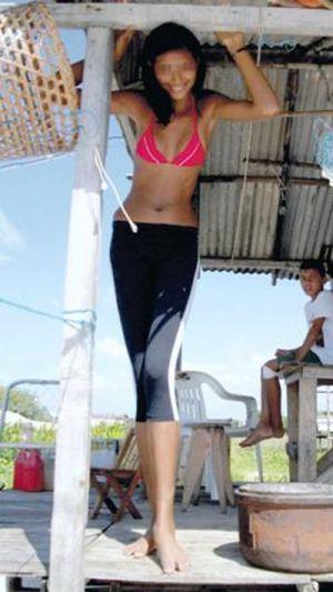 Elisany Silva, the Tallest Teen Girl in the World ~ Damn ...