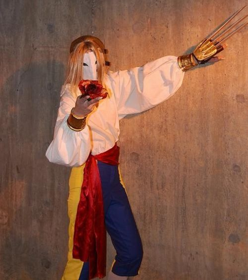 The Best And Worst Of Street Fighter Cosplay Damn Cool